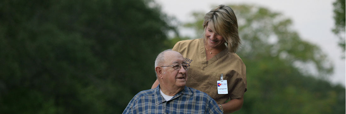 Senior In-Home Care Matched with Caregivers