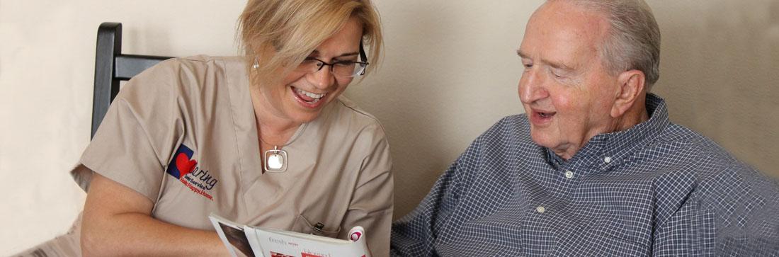 Caring Senior Service FAQ
