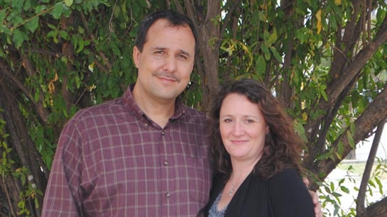 Chattanooga Owners - Amy and Ivan Widen