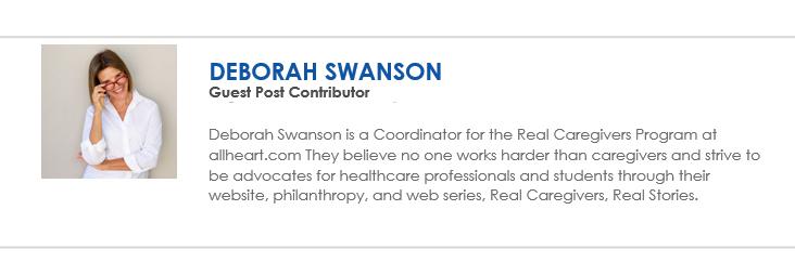 Deborah Swanson author bio