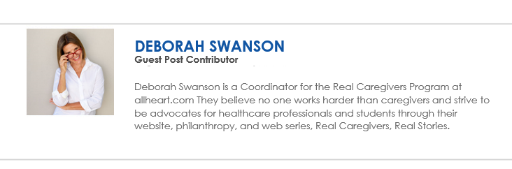 Deborah Swanson author bio
