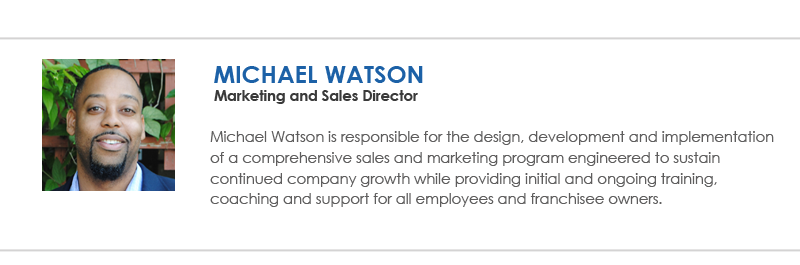Michael Watson Blog Author