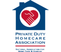 Private Duty Home Care Association Logo