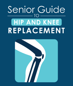 Senior Guide to Hip and Knee Replacement Cover