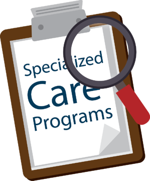 Specialized Care Program Clipboard