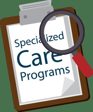 Specialized Care Program Clipboard