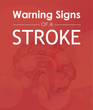 Warning Signs of Stroke Cover