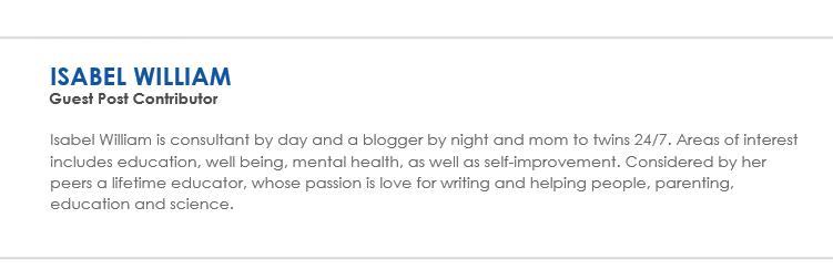 isabel author bio