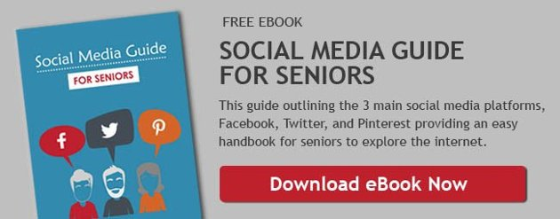 Free ebook - Social Media Guide for Seniors
