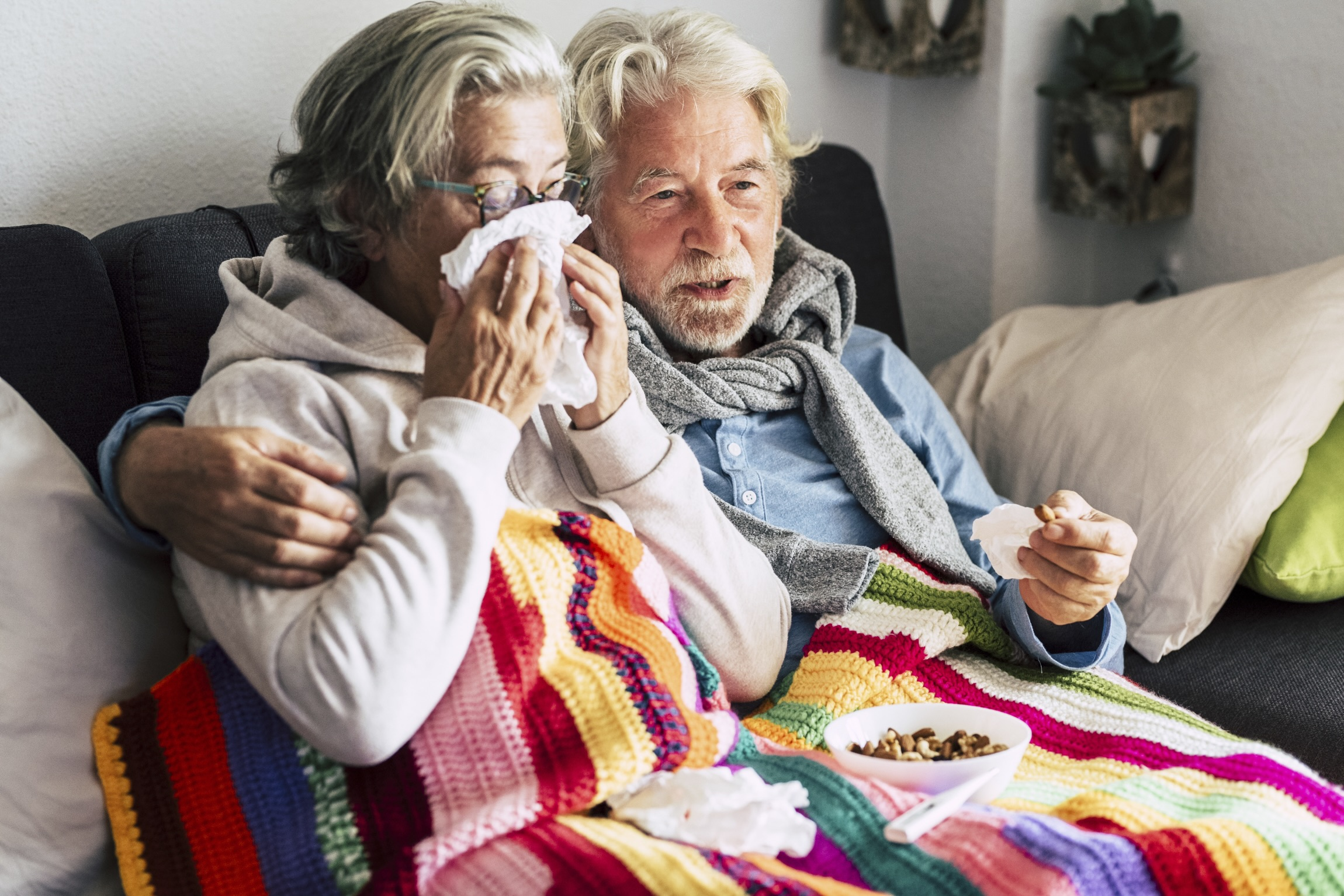 5 Most Common Infections in Seniors