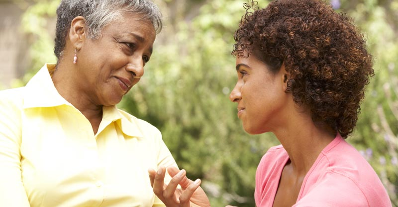 How to Have a Positive Conversation About Home Care With Your Parents
