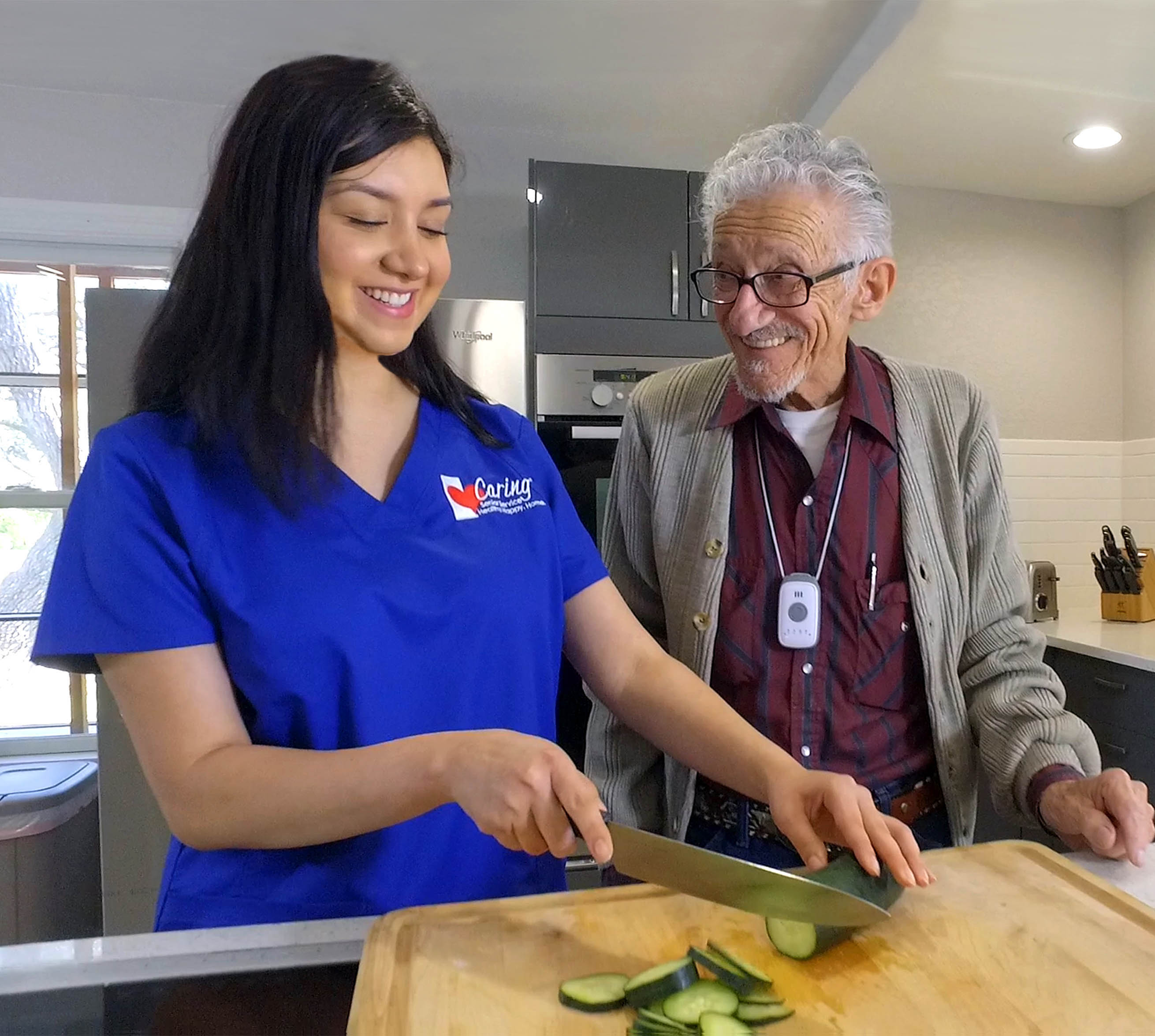 Need Senior Home Care? | Caring Senior Service of Long Island