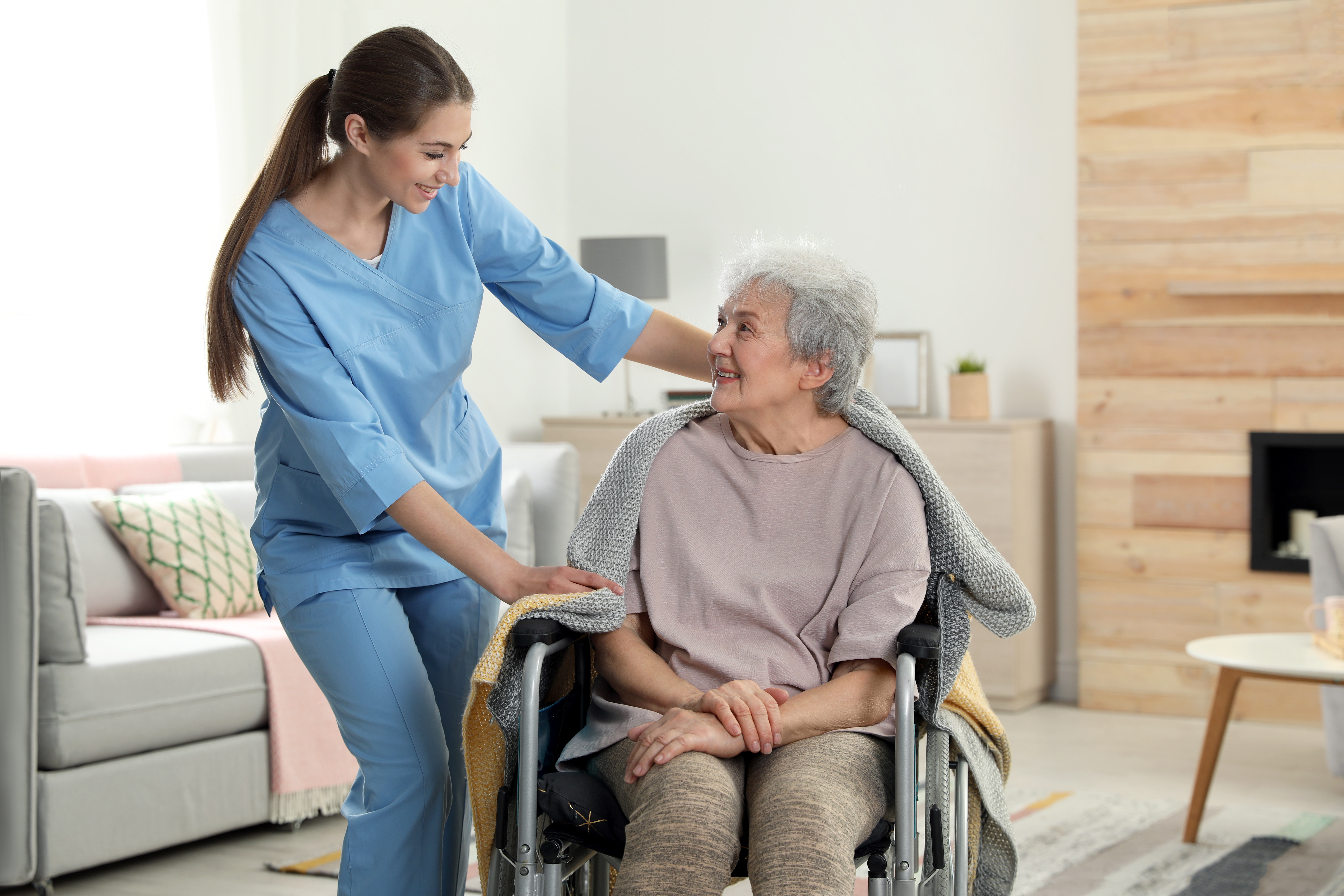 How Caregivers Help with Pneumonia after Hospital Discharge