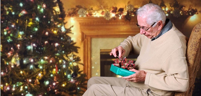 Don't Let This Holiday Season Disrupt Your Senior Loved One's Routine