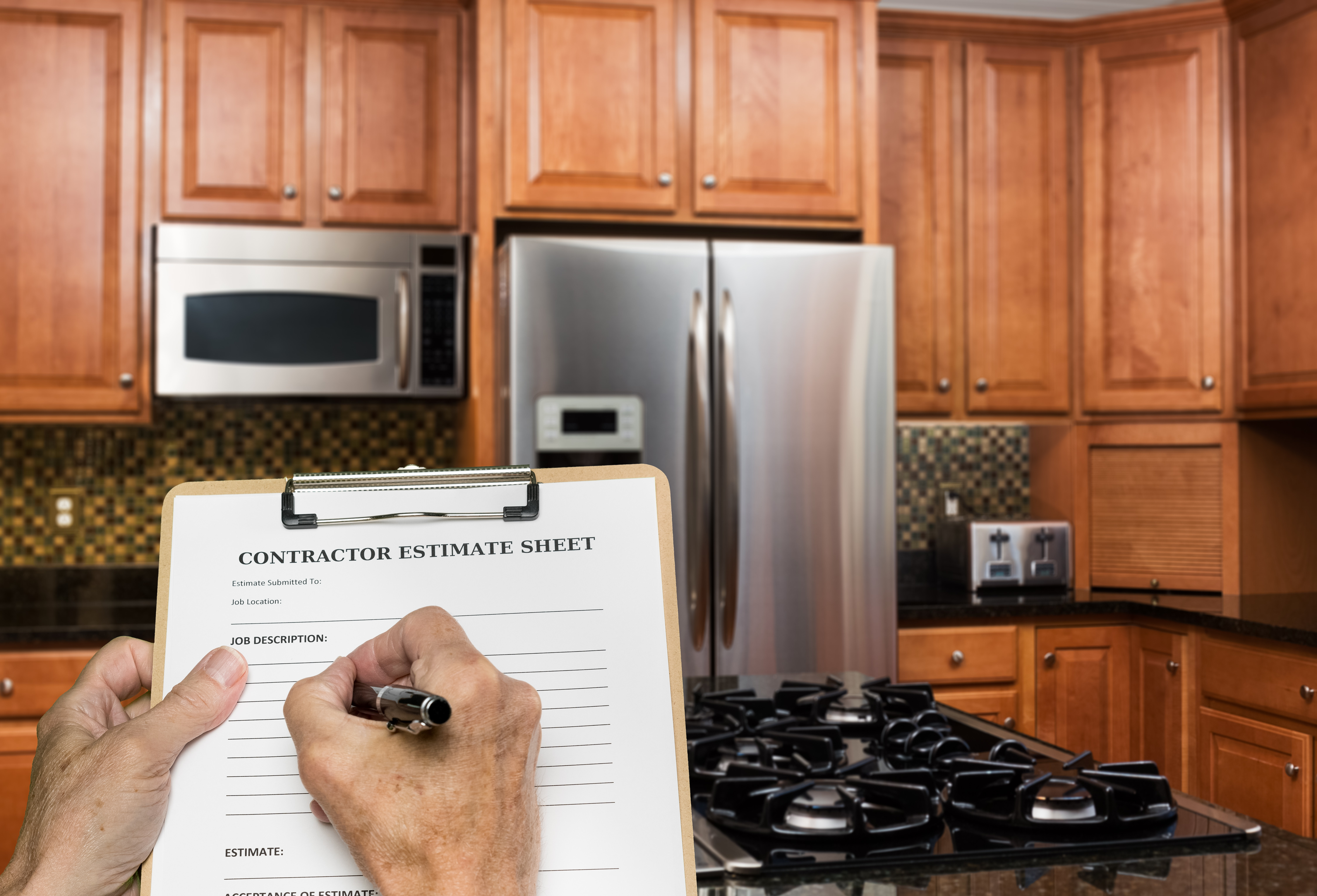 Essential Kitchen Modifications for Seniors to Remain Safe at Home