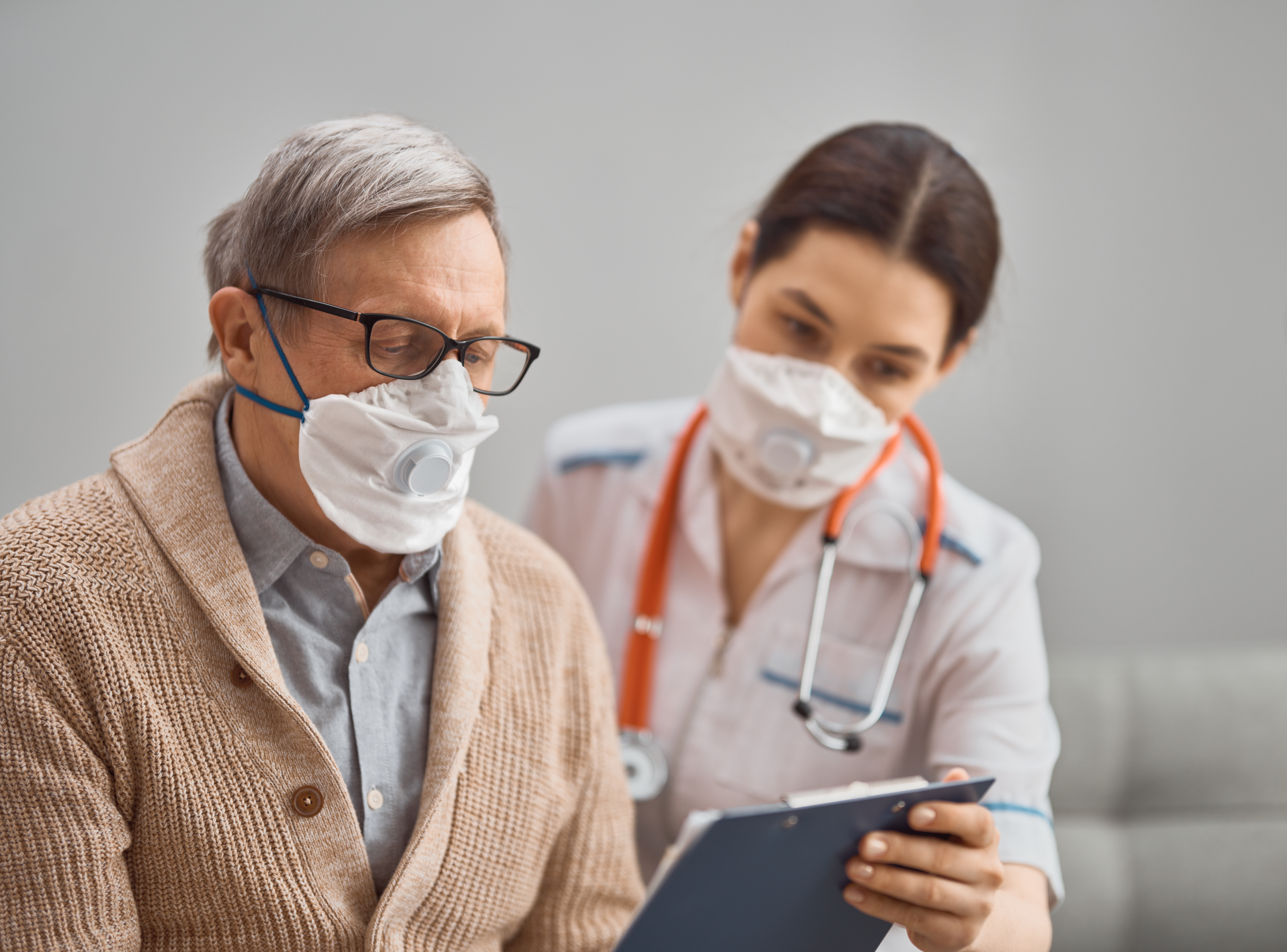 Why are Seniors High Risk for COVID-19?