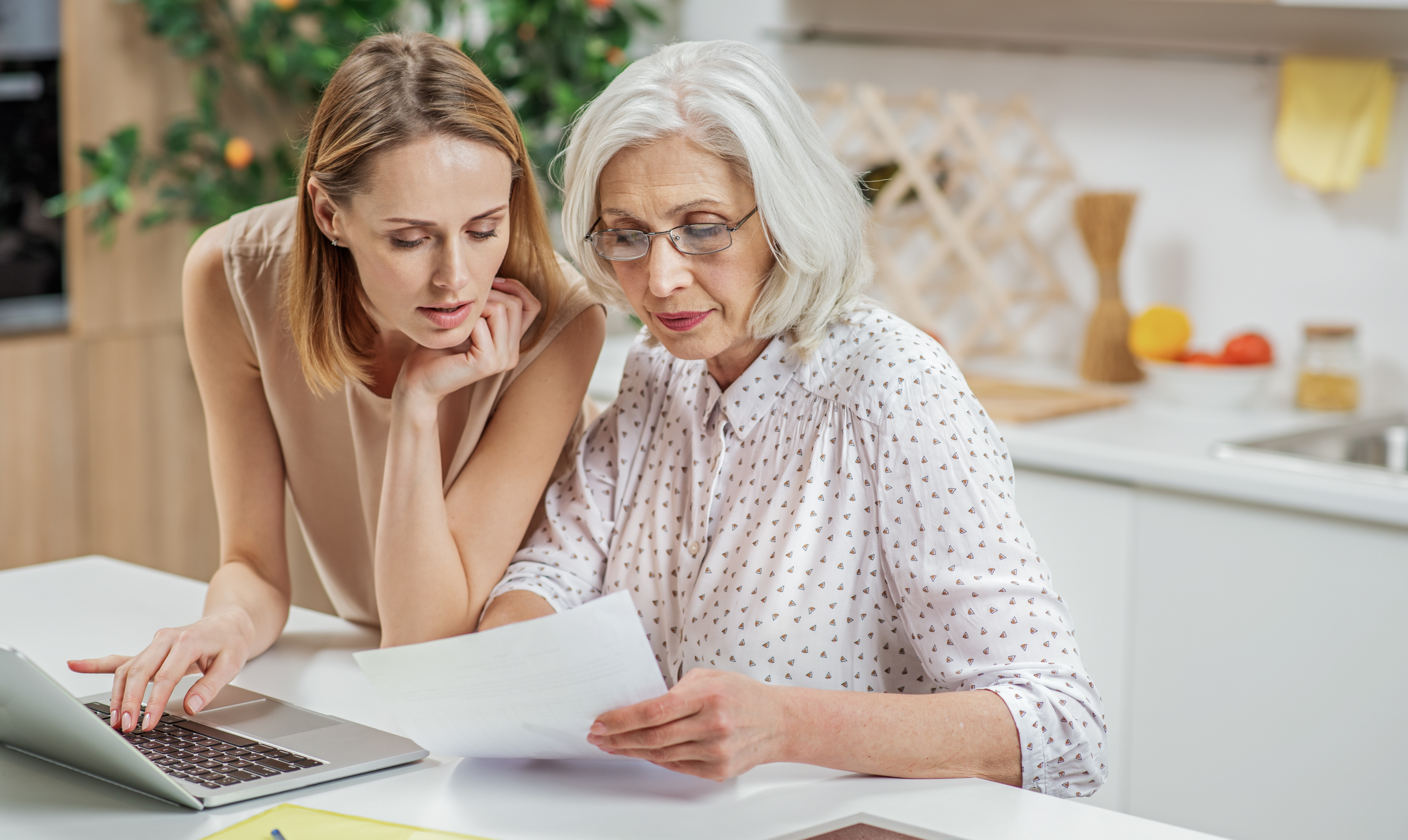 Reviewing Senior Care Options With Your Loved One