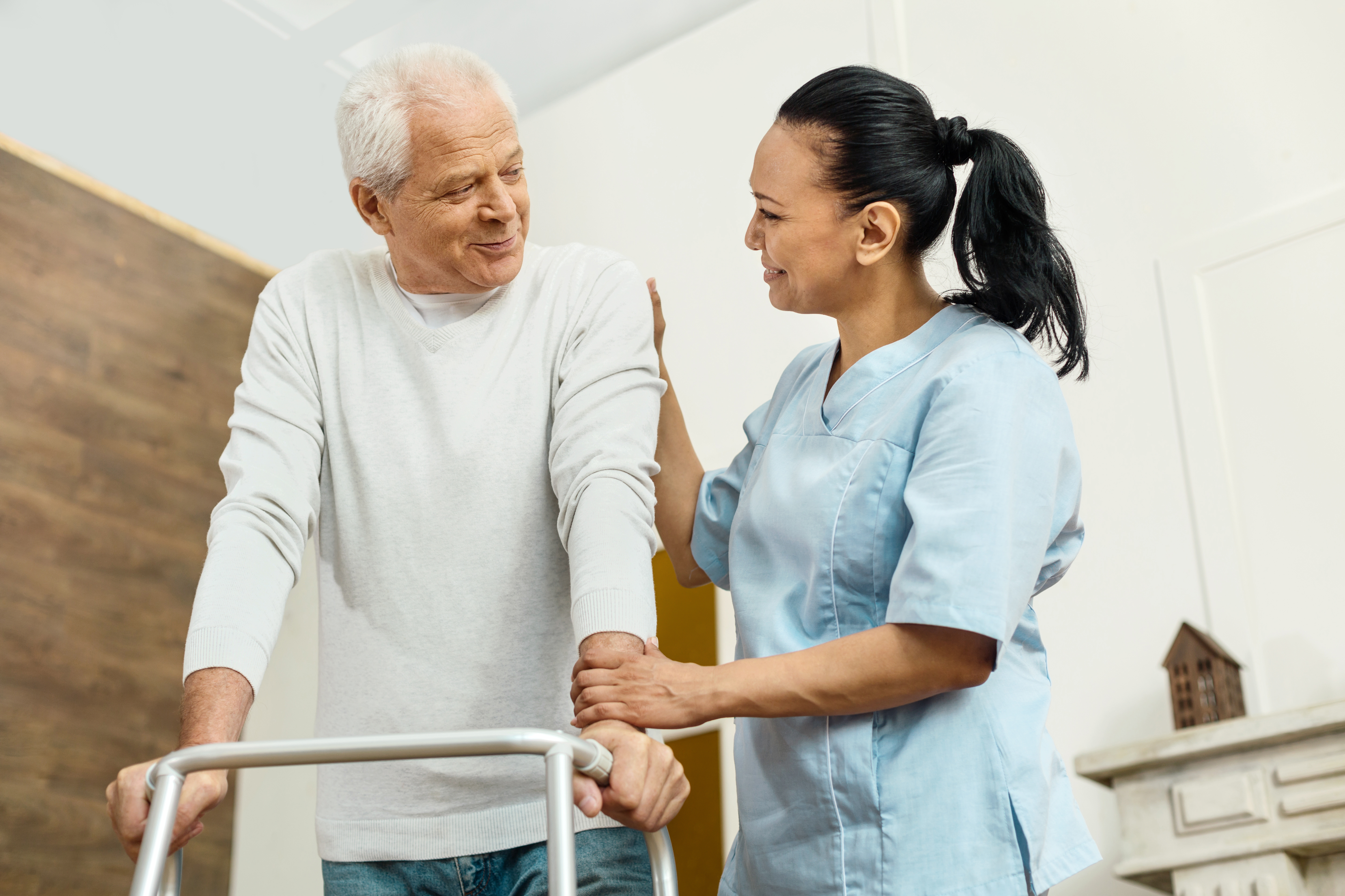 Fall Prevention Devices to Keep Seniors Walking