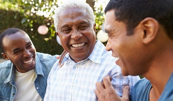 5 Tips for Celebrating Father's Day with Your Elderly Dad