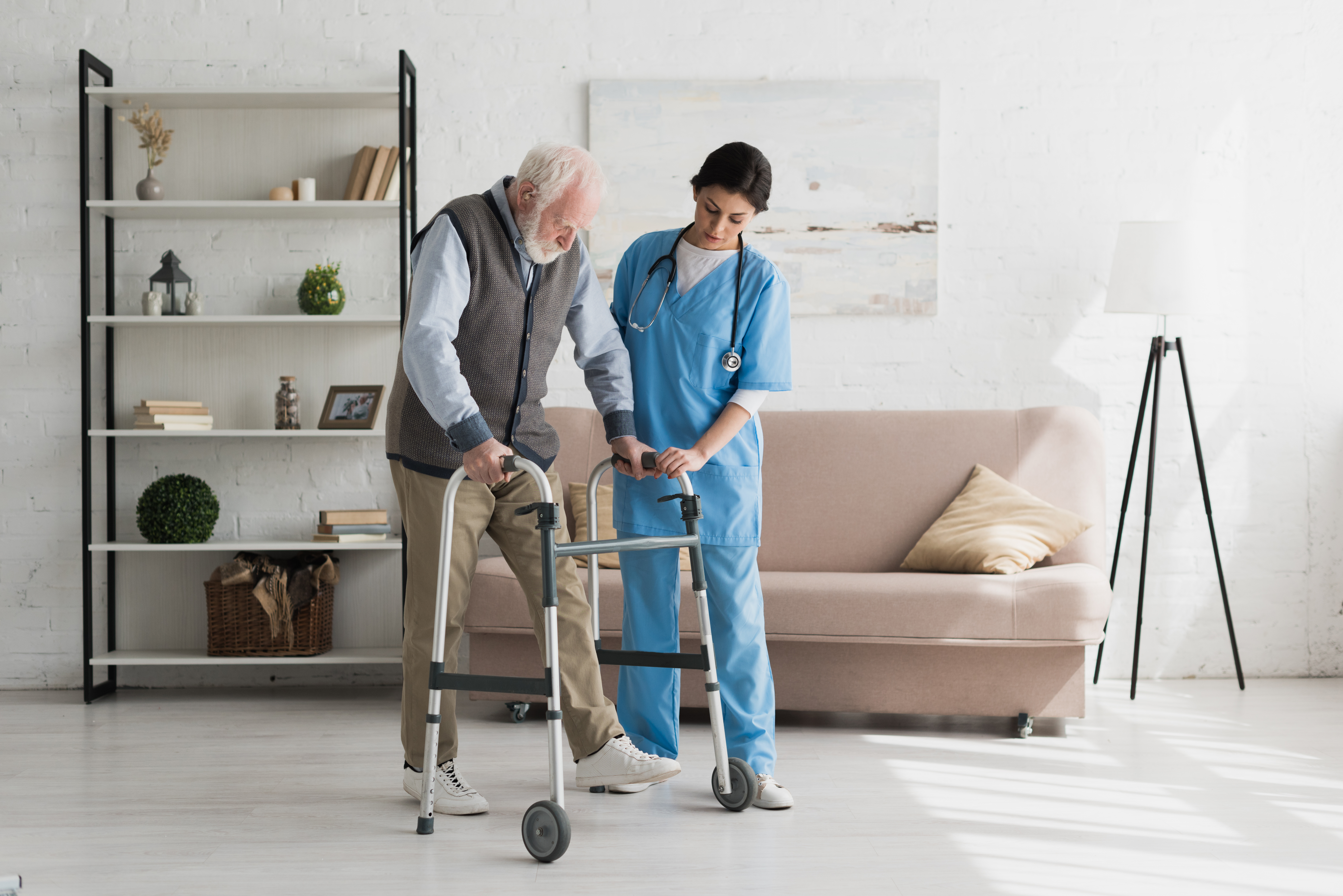 What to Expect When Dad Comes Home after a Stroke