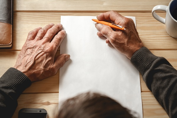 How To Use Writing To Keep Seniors' Minds Active