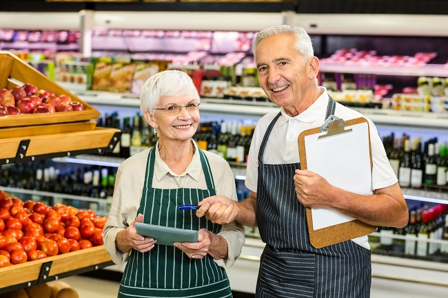 12 Great Part-Time Job for Seniors