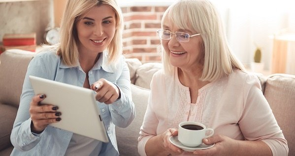 4 Greatest Benefits of Technology for Seniors