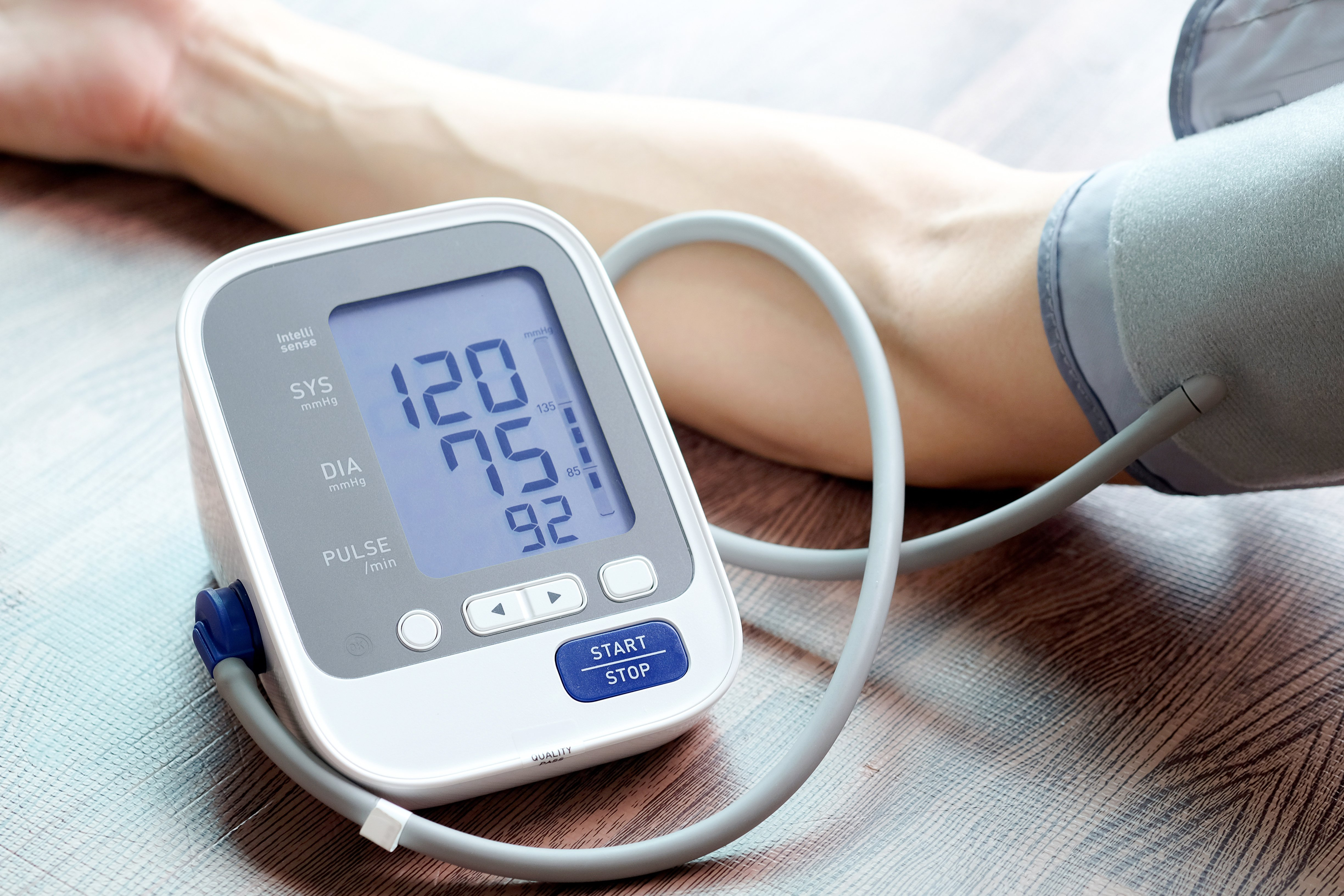 Preventing Strokes through Blood Pressure Monitoring