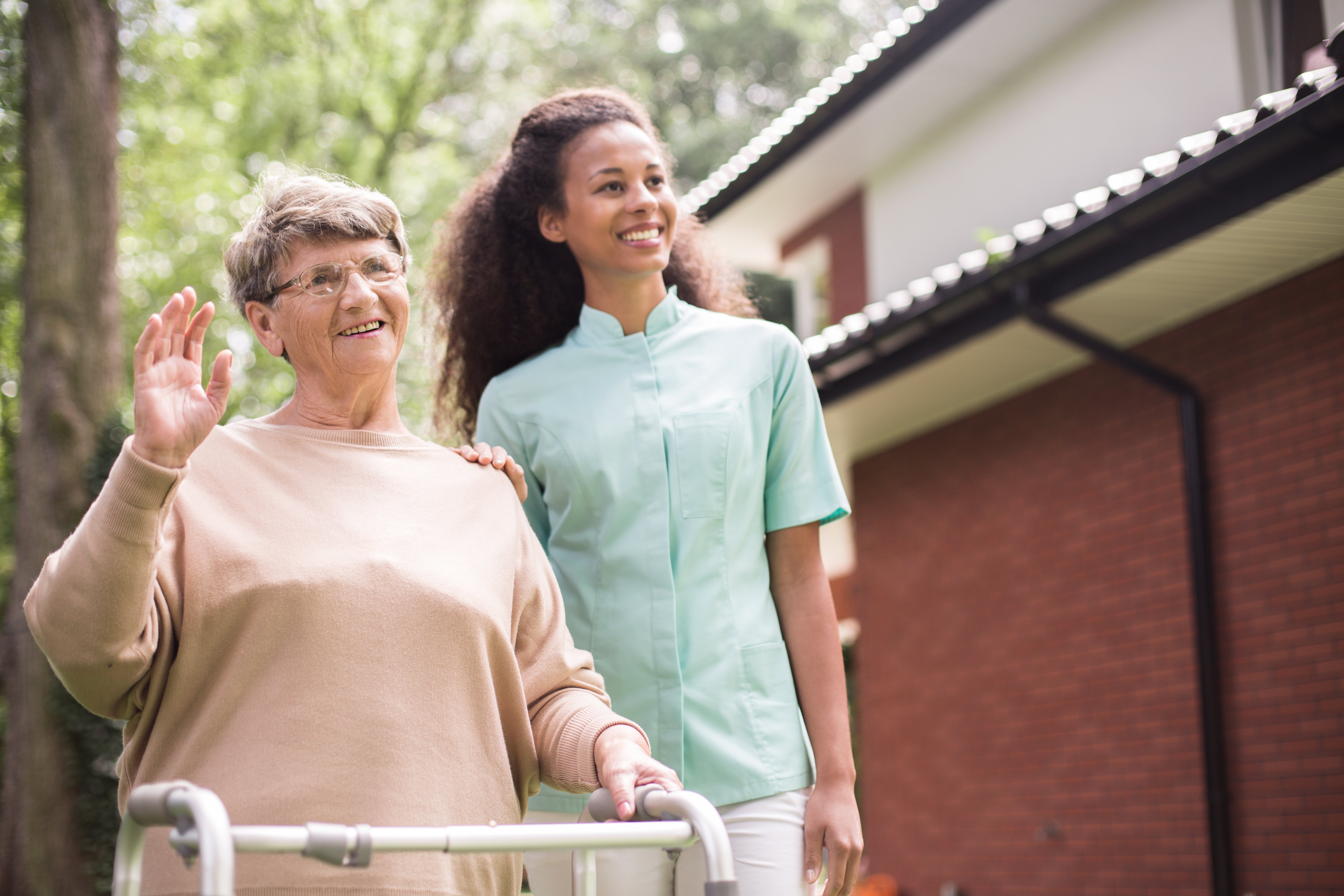 Senior Home Care Vs. Facility Care