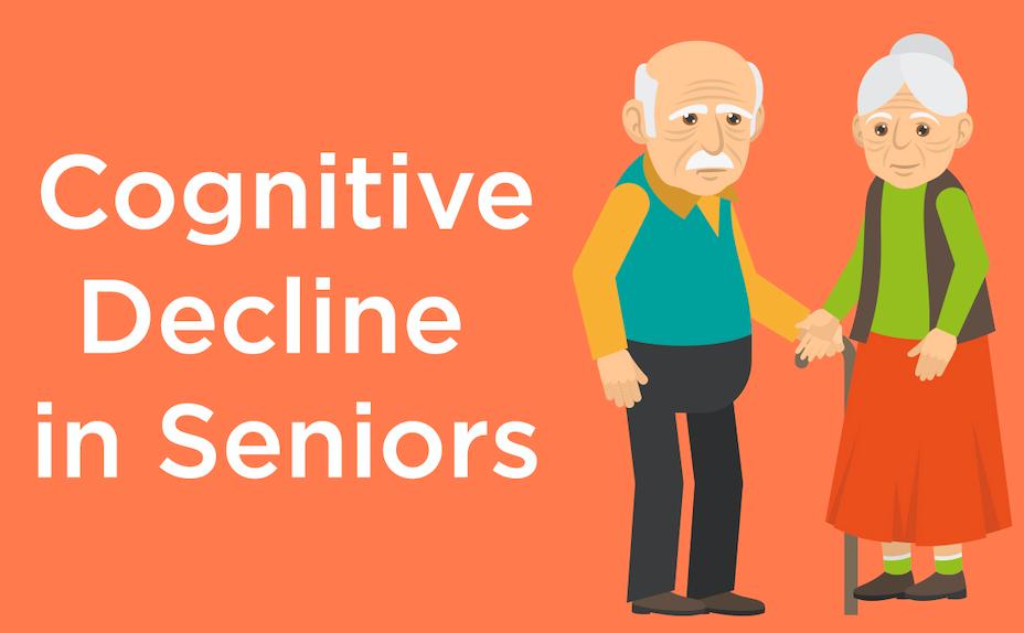 INFOGRAPHIC: Cognitive Decline in Seniors