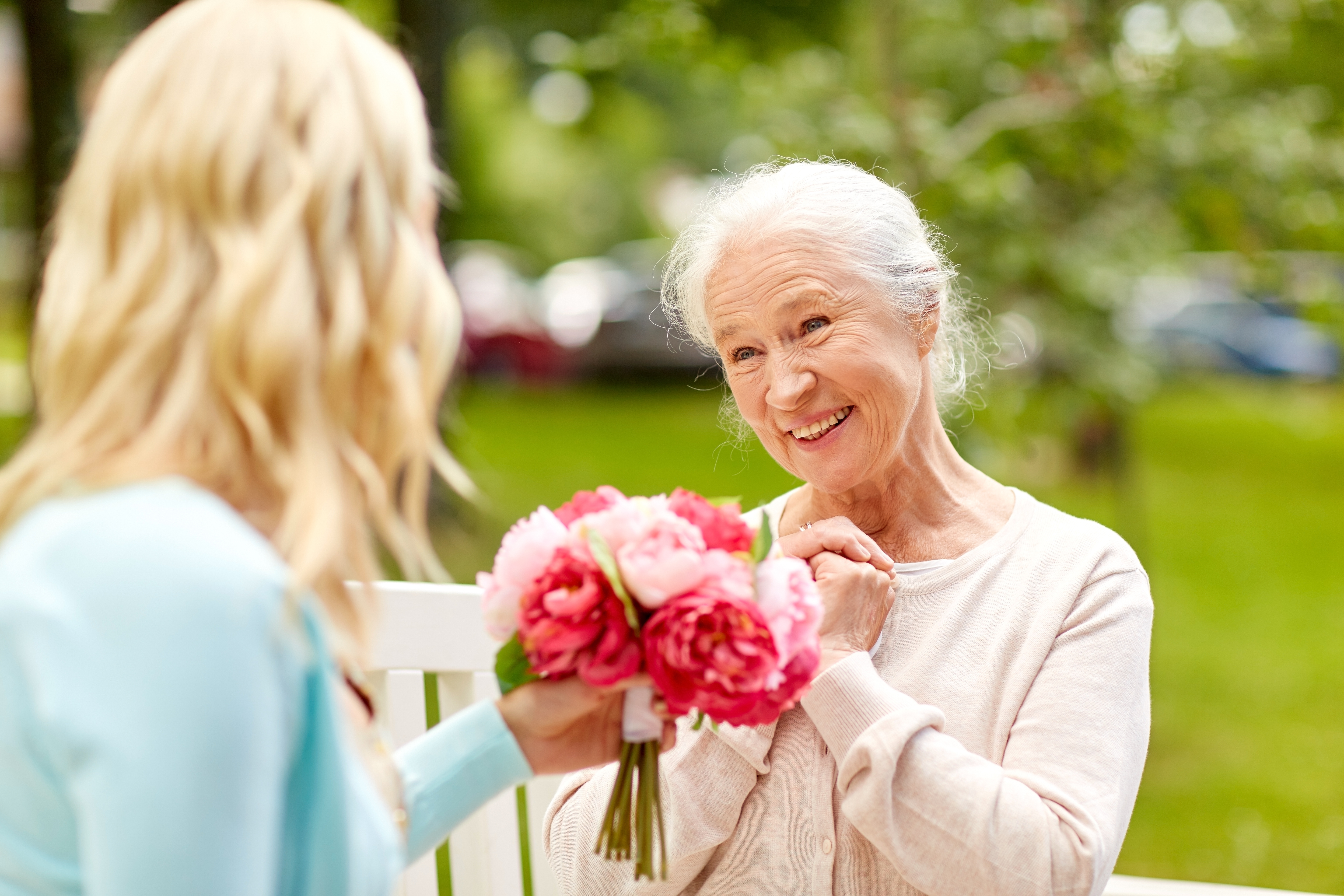 Making Mother's Day Special for a Mom with Dementia
