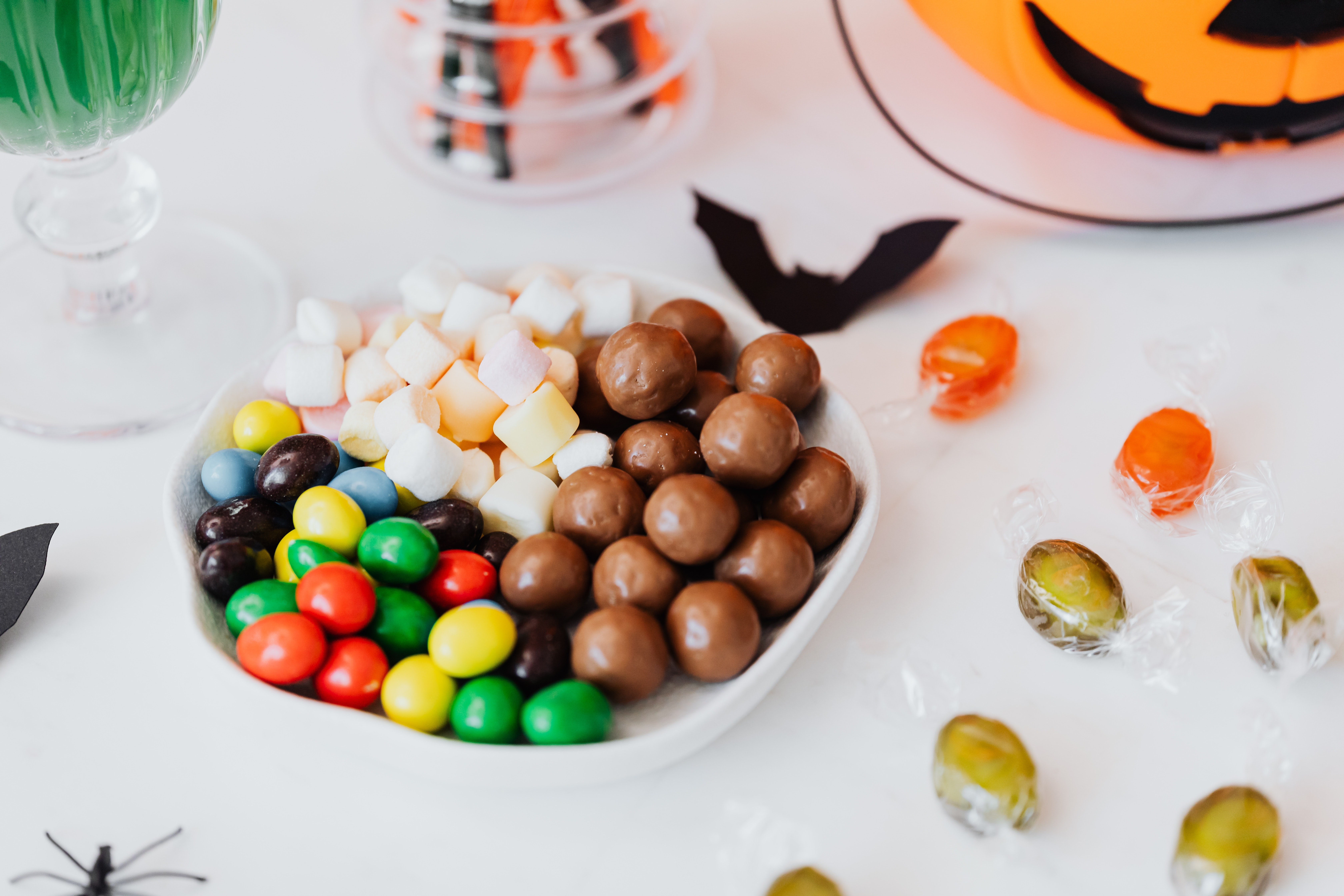 Denture-Friendly Halloween Candy
